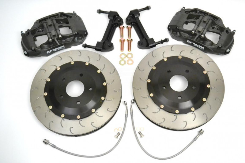 AP Racing by Essex Radi-CAL Competition Brake Kit (Front 9660/372mm) - C8 Corvette
