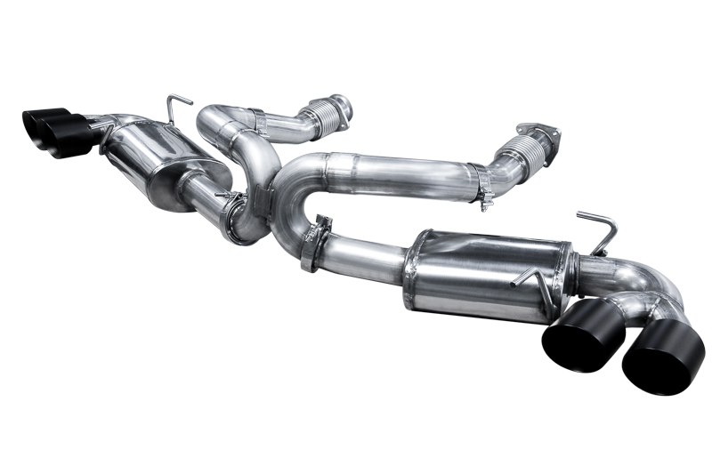 American Racing Headers Chevrolet C8 Corvette 3in Catback Exhaust