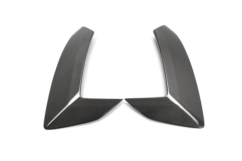 Anderson Composites C8 Corvette Carbon Fiber Side Scoops
