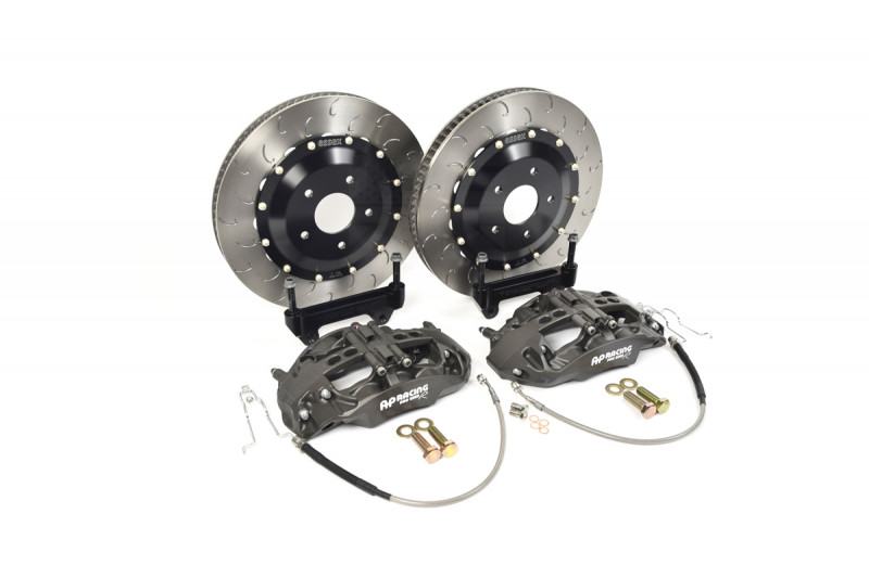 AP Racing by Essex Radi-CAL Competition Brake Kit (Front 9668/372mm) - C8 Corvette