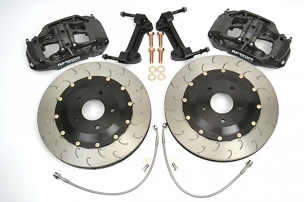 AP Racing by Essex Radi-CAL Competition Brake Kit (Front 9661/394mm) - Porsche 991 GT3 & GT3RS