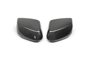 Anderson Composites C8 Corvette Carbon Fiber Mirror Covers