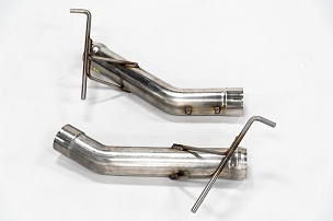 AWE Tuning C8 Corvette Exhaust Conversion - Touring to Track