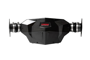 CORSA C8 Corvette Carbon Fiber Air Intake with DryTech Filter