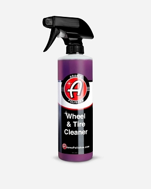 Adam's Wheel & Tire Cleaner - 16 oz